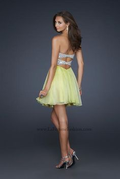 Shop for La Femme prom dresses at PromGirl. Elegant long designer gowns, sexy cocktail dresses, short semi-formal dresses, and party dresses. Short Strapless Prom Dresses, Cheap Homecoming Dresses, Strapless Cocktail Dresses, Dresses Short, Prom Dresses Online, Evening Dresses, Dresses 2014, Formal Dresses, Prom Gowns