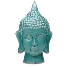 Zen ambiance on pinterest buddha home decor and ceramics for Tete de bouddha deco