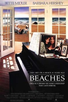 Beaches (1988)  (Always made me cry!)