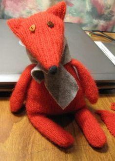 Kartika guantes fox juguete de las manos