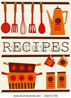 Cookbook Stock Illustrations, Cliparts And Royalty Free Cookbook...