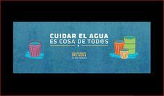 #DiaMundialDelAgua Los CUERVOS:Cuidemos el medio ambiente. UTT