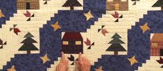 Log Cabin quilt blocks are a timeless, and simple pattern easy for any quilter to master. However, more experienced quilters still love them, as Log Cabin blocks can be made many different ways. There really is a pattern for everyone! This versatile quilt block is a fun way to test your creativity in color and design to give a new spin on an old classic. Here, we've compiled a list of our best log cabin tutorials, patterns, and embellishments to give you some inspiration!