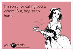 I'm not really sorry!!