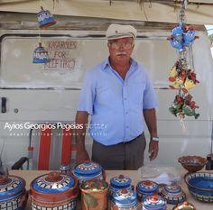 Ayios Georgios Pegeias Potter (Paphos District)