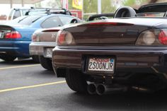 Honda S2000 || Cool Licence Plate