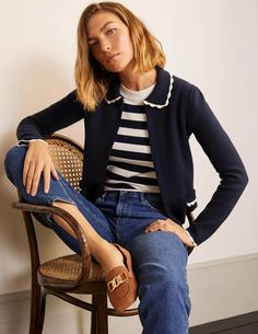 Carlisle, Classic Outfits, Stylish Outfits, Peter Pan, Classic Feminine Style, Preppy Style, My Style, Clothes For Women Over 50, Gamine Style