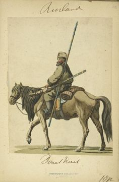 Cossack? (NYPL > The Vinkhuijzen collection of military uniforms > Russia. > Russia, 1807-1812)