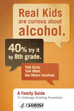 This brochure offers parents tools and advice for talking with children about underage drinking and alcohol prevention. It highlights learning how to talk with children early and often, being a good role model, setting rules, and monitoring activities. Getting Sober, Health Fair, Drug Free, Parent Resources, Addiction Recovery, Drinking, Poster, Parenting, Parents