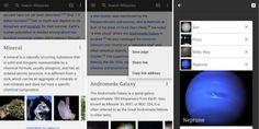 Wikipedia gets an update on Android with link previews feature