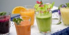 5 Juice Recipes For a Healthy Diet Naturally