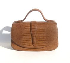 Americanecoapparel Friday 1960S Handbag by K. Lee Brumble on Etsy