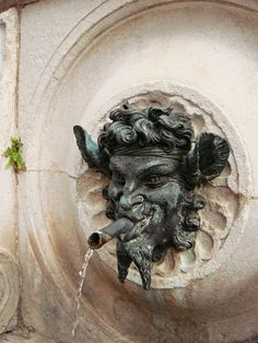 Ancona, Marche, Italy - Fountain of Calamus 1560- satyr1 -by Gianni Del Bufalo CC BY-NC-SA by gianni del bufalo