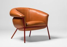 Stephen Burks . Grasso Armchair, for BD Barcelona Design