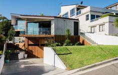 The Design Files Daily -A Creative Builder's Dream Home in Lilli Pilli Australian Architecture, Interior Architecture, Interior Design, Home Developers, House Design Photos, Building Companies, The Design Files, Innovation Design, Decoration