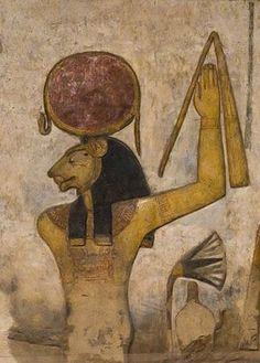 Wenpy, son of Djehuti, ♔ Karnak Khonsu temple -- https://henadology.wordpress.com/theology/netjeru/wenpy/