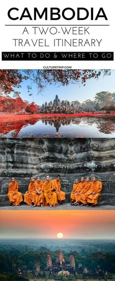 A Two-Week Travel Itinerary to Cambodia|Pinterest: theculturetrip