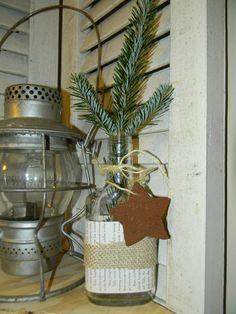 DIY Vintage Christmas Decorations