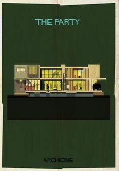 ARCHICINE - Federico Babina _ Architettura e cinema