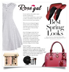 """Rosegal 64"" by maidaa12 ❤ liked on Polyvore featuring H&M, Chanel and vintage"