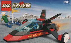LEGO 6580-1: Land Jet 7 | Brickset: LEGO set guide and database