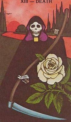 Tarot Morgan – Greer  creado por Lloyd Morgan e Ilustrado por Bill Greer (1979) siguiendo la tradición Rider-Waite