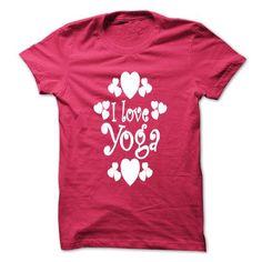 Love yoga - #gift for women #bridesmaid gift. THE BEST => https://www.sunfrog.com/LifeStyle/Love-yoga-13049277-Guys.html?68278