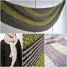 Lempi shawl