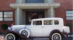 Automobile Driving Museum in El Segundo, California