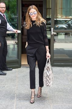 The 3 Celebs Who Redefined Street Style This Year via @WhoWhatWearUK