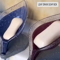 Creative leaf drain soap box-No residue - Coole tools - . - Creative leaf drain soap box-No residue – Coole tools – - Cool Kitchen Gadgets, Home Gadgets, Cool Kitchens, Spy Gadgets, Cooking Gadgets, Diy Makeup Organizer, Soap Boxes, Soap Holder, Cool Inventions