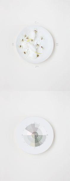 Le orange, par Giovanni Passerini, du restaurant Rino