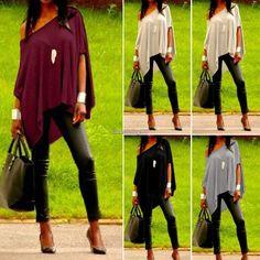 Uk Ladies Summer Casual Off Shoulder Short Sleeve T Shirt Blouse Tops Size 6-14
