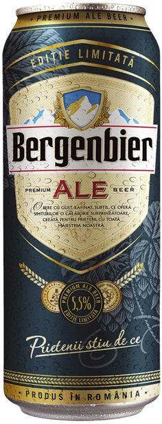 Romania - Bergenbier Ale