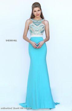 2016 Sherri Hill Prom Dress 50396