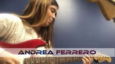 Andrea Ferrero: Berklee Guitar private lesson with Tomo Fujita    Let me introduce my student. Her name is Andrea Ferrero. She is from Venezuela Our first jam... SUNNY ... very fresh we just played it. Hope you like it. Now we are working on this song so I will post that result in a few weeks.  Her dream was to study with me at Berklee!!! I am so thankful!!!  Thanks for watching my videos.  I have a bit opening for my Skype Lessons now  You can email at music@tomofujita.com  Berklee Guitar…