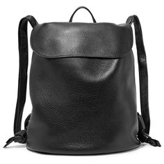 d710b9618800e9 The Row Textured-leather backpack ( 2
