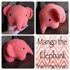 Mango the elephant