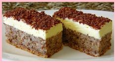 Čudo od jednog jajeta - The One Egg cake Albanian Recipes, Croatian Recipes, One Egg Cake, Baking Recipes, Cake Recipes, Croatian Cuisine, Czech Recipes, Ethnic Recipes, English Food
