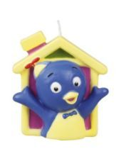 The Backyardigans Candle-Party City #partycity and #halloween