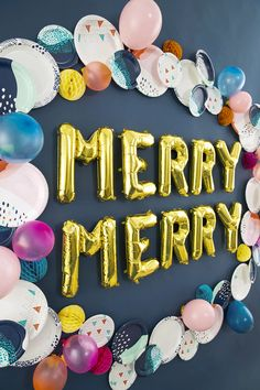 Save this DIY to see how to make this adorable Christmas wreath with cheeky paper plates.
