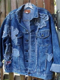 Vintage Gap Denim by SheerFab on Etsy $175  -Cool idea!