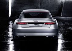 "Audi is launching into a new design era with its Prologue concept car. Revealed at the LA Auto Show by newly-appointed design boss Marc Lichte, the two‑door coupe heralds a change in styling direction for the German brand. ""When he moved to Audi, Marc […] Mercedes S Class Coupe, Vw Group, Audi Cars, Transportation Design, Dream Cars, Super Cars, Automobile, Vehicles, Wheels"