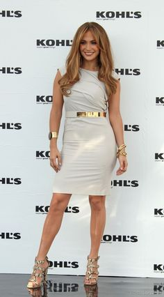 Kohl's Designer Clothing For Women Jennifer Lopez Clothing Line