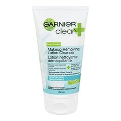 Garnier Clean  Makeup Removing Lotion Cleanser Sensitive Skin, 5 Fluid Ounces (Packaging May Vary) >>> Continue to the product at the image link.
