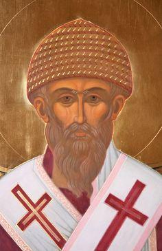 Byzantine Icons, Ikon, Saints, Painting, Projects, Painting Art, Paintings, Painted Canvas, Icons