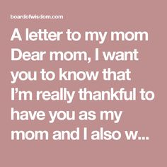 93 best thank you mom images on pinterest thank you mom thanks 93 best thank you mom images on pinterest thank you mom thanks mom and opportunity expocarfo Choice Image