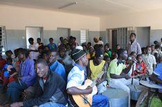 Awaiting Care #NandumboHealthCentre #HealthCentre #HELPChildren #Malawi #Africa