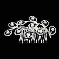 Gorgeous Rhinestone Bridal Hair Comb/Headpiece  JJ's House, Bridal & bridal accessories.  www.jjshouse.com We ship to Australia, Canada, U.K. New Zealand, Switzerland, Norway, Russia, Brazil, Netherlands & the USA.   Please mention that you found them thru Jevel Wedding Planning's Pinterest Account.  Keywords: #bridalcombs #jevelweddingplanning Follow Us: www.jevelweddingplanning.com  www.facebook.com/jevelweddingplanning/