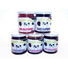 Cow Jam Gift Pack ** 5-12 Oz Jars $26.95